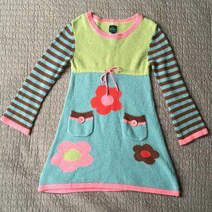 Mini Boden Long sleeve dress size 5 / 6